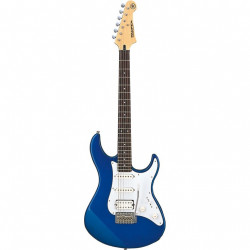Yamaha Guitarra Electrica Pac 012  Dbm Dark Blue Metalic