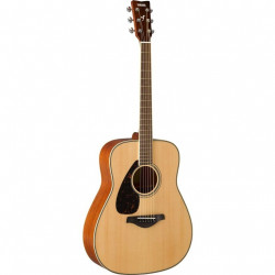 Folk Guitar Fg820L Natural