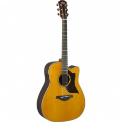 Electric Acoustic Guitar A3R Are Vintage Natural
