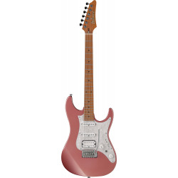 Ibanez AZ2204 HRM EG Solid Hazy Rose Metallic