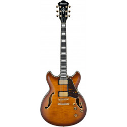 Ibanez AS93FM VLS EG Hollow Violin Sunburst