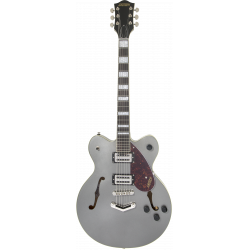 G2622 Streamliner™ Center Block with V-Stoptail, Laurel Fingerboard, Broad'Tron™ BT-2S Pickups, Phantom Metallic