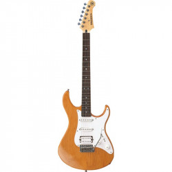 Yamaha Guitarra Electrica Pac 112J Yns Yellow Natural Satin