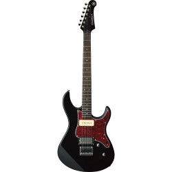 Yamaha Electric Guitar Pa611H Black