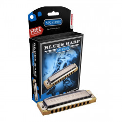 Armónica Hohner Blues Harp C