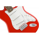 Squier Affinity Series™ Stratocaster®, Laurel Fingerboard, Race Red