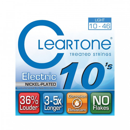 Cleartone 9410 Nickel-Plated Light