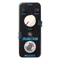 Pedal Mooer Blues Crab Overdrive