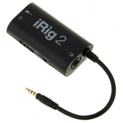 IK Multimedia iRig 2 Interfaz de Audio