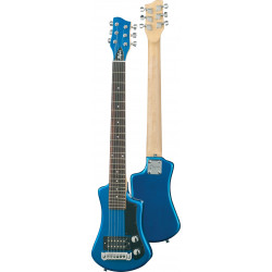 Hofner Shorty Blue