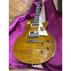 Gibson LP Standard Figured Top VOS R9 Dirty Lemon
