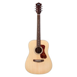 Guild D-240E Flamed Mahogany Westerly