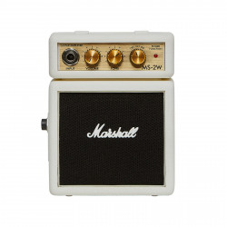 Mini Amplificador Marshall MS-2 White