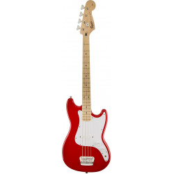 Bajo Squier Affinity Bronco Bass Torino Red