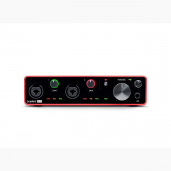 Focusrite Scarlett 4i4 3rd Generation Interfaz de audio USB
